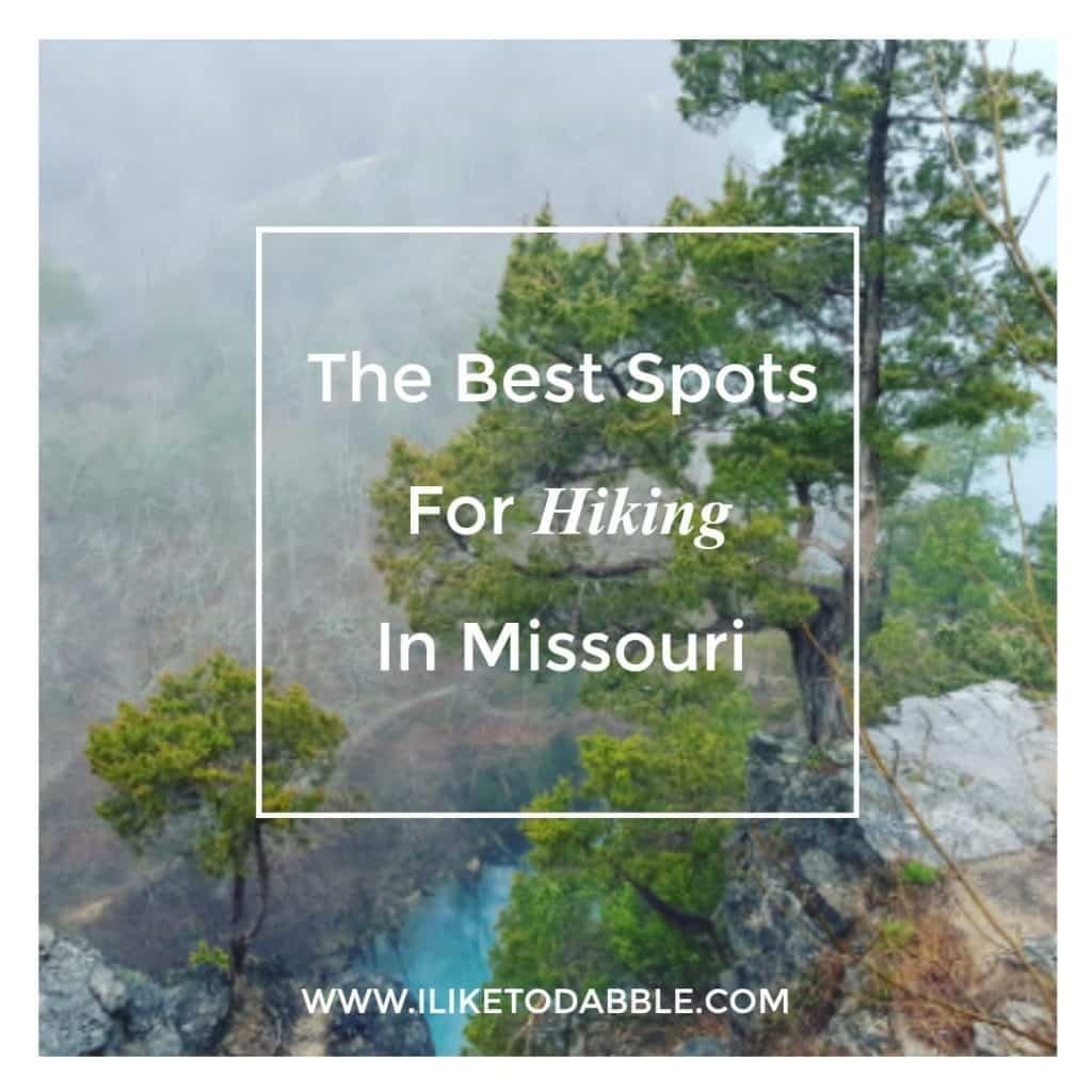 Missouri Hiking