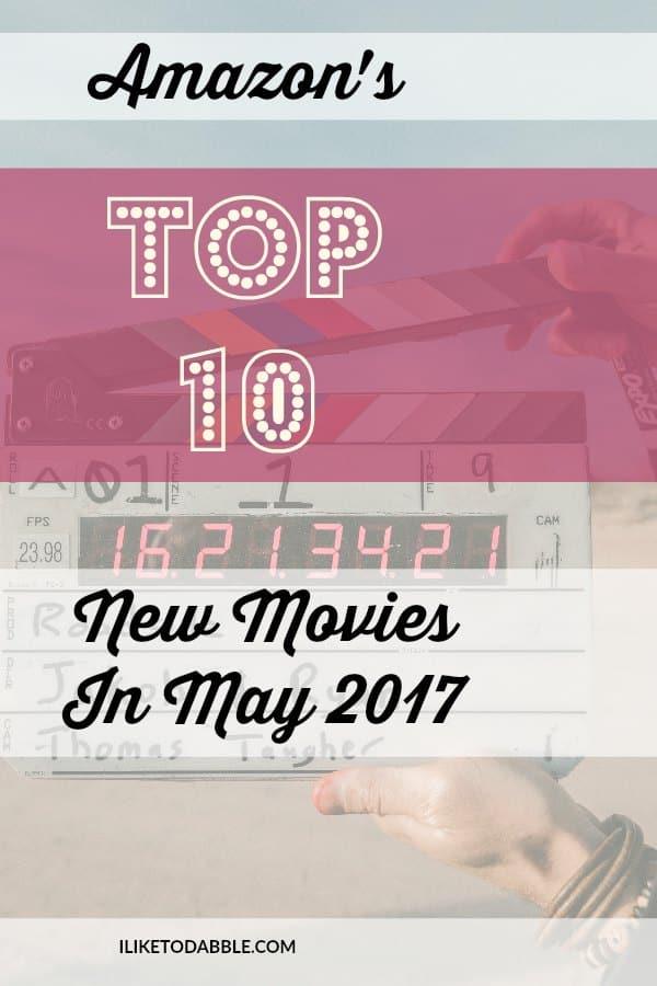 Amazon's Top 10 New Movies