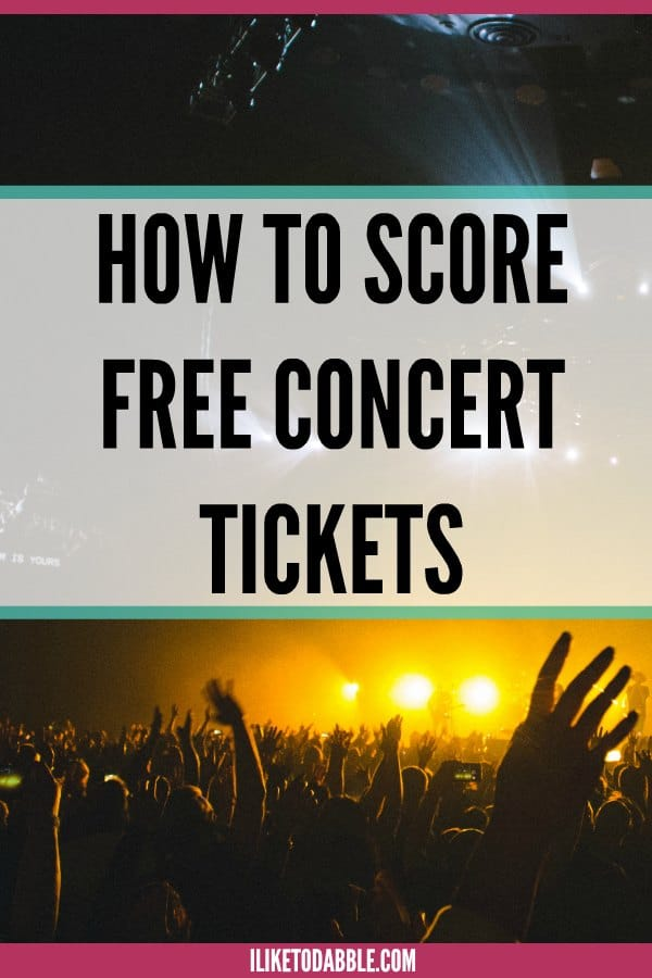 strategies for selling concert tickets Typically, an album/concert ticket bundle works by including a free copy of an  artist's  while not a new strategy (prince notably gave away a free copy of   the more potential album sales they can get out there, the better.