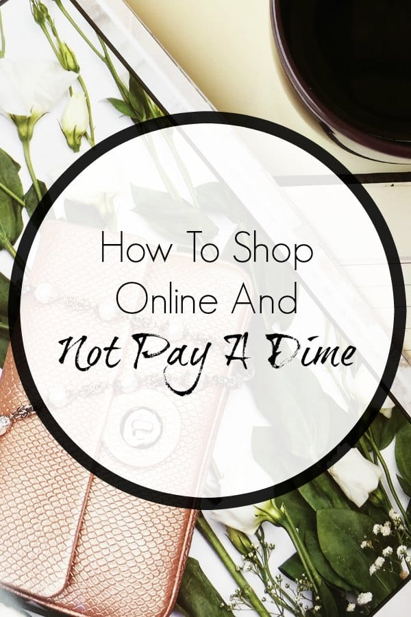 How to shop online for cheap