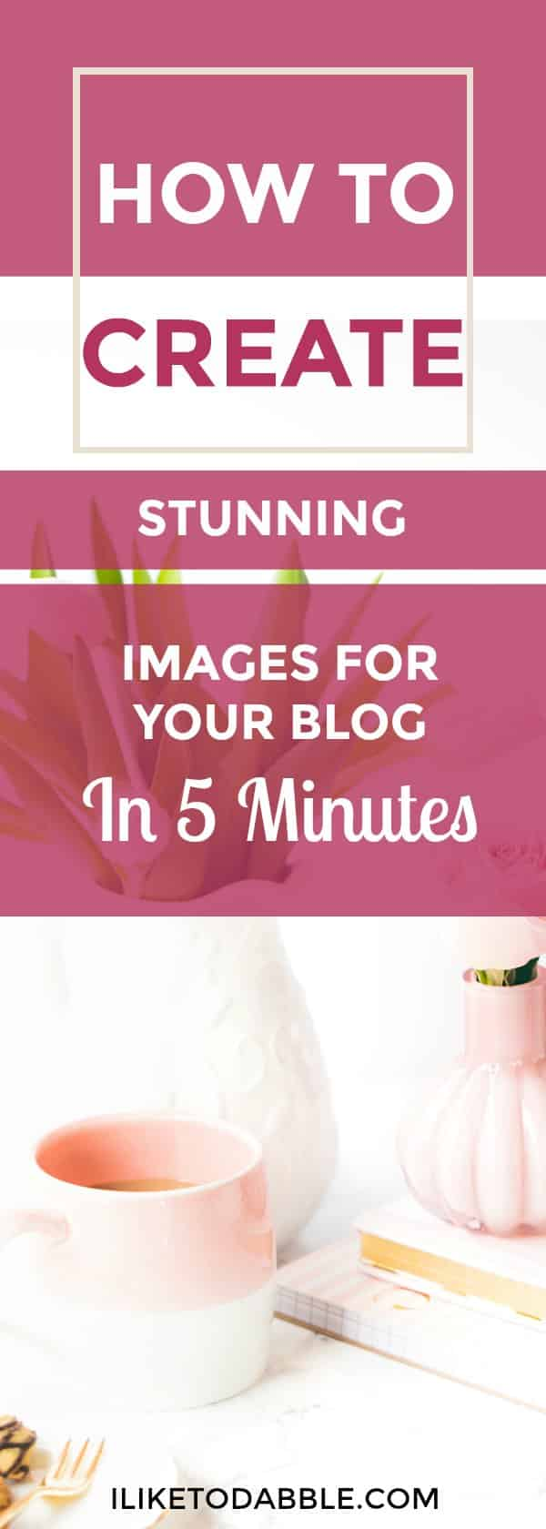 create stunning images