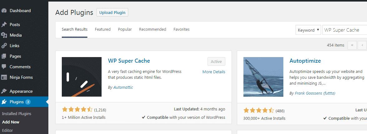 boost your wordpress blog's speed