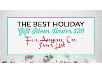 holiday gift ideas under $20