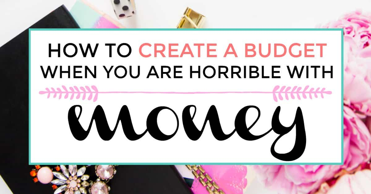 create a budget.budget planner