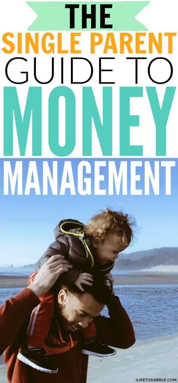The single parent guide to money management. Ways to manage money as a single parent. Single parent money tips. How to manage money. #moneymanagement #singleparent #moneytips