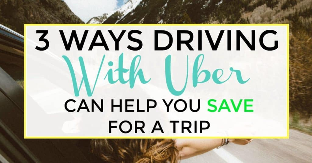driving with uber