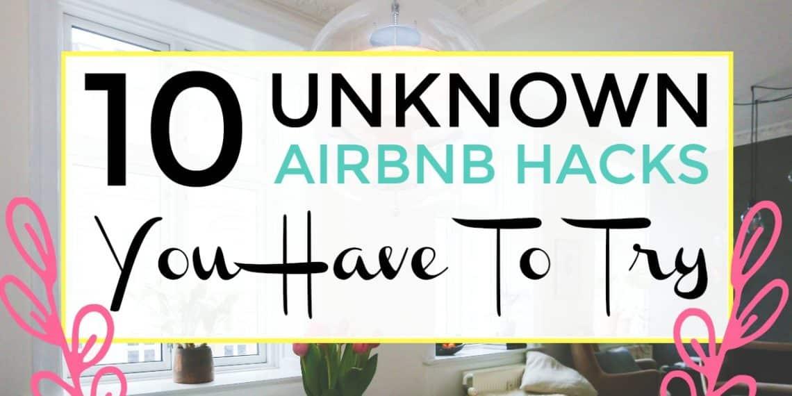 airbnb hacks