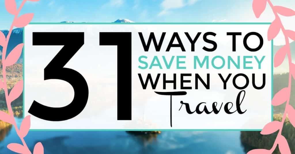 save money on travel. save money on airfare. cheap airfare