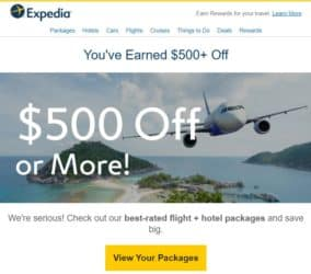 expedia travel hacks