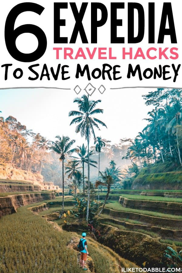 Expedia travel hacks to save more money. Expedia cheap flights. Cheap travel on expedia. Expedia cheap vacation packages. Travel hacking to save money on travel. #travelhacks #expediatravel #cheaptravel