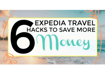 Expedia travel hacks to save more money. Expedia cheap flights. Expedia cheap travel. Travel hacking to save money on travel. #travelhacks #expediatravel #cheaptravel