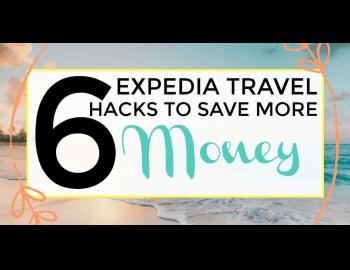 Expedia travel hacks to save more money. Expedia cheap flights. Expedia cheap travel. Travel hacking to save money on travel. #travelhacks #expediatravel #cheaptravel