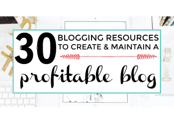 blogging for beginners. Blogging resources. Blogging tools and resources.