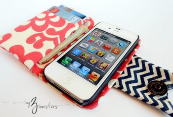 DIY iphone wallet creative gift ideas