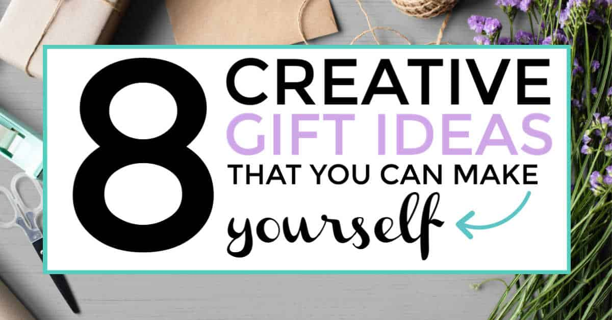 creative gift ideas featured image
