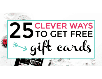 free gift cards featured image