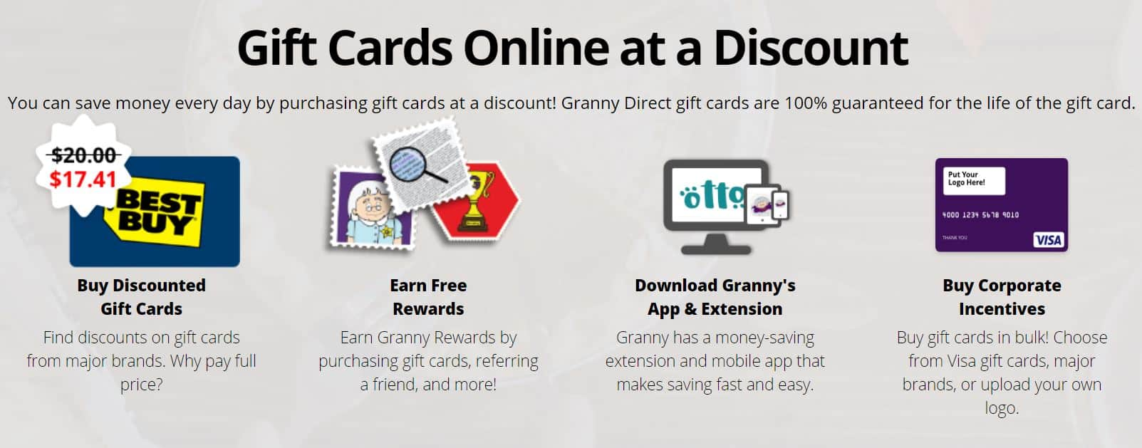 22 clever ways to get free gift cards iliketodabble