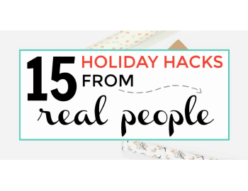 holiday hacks featured image
