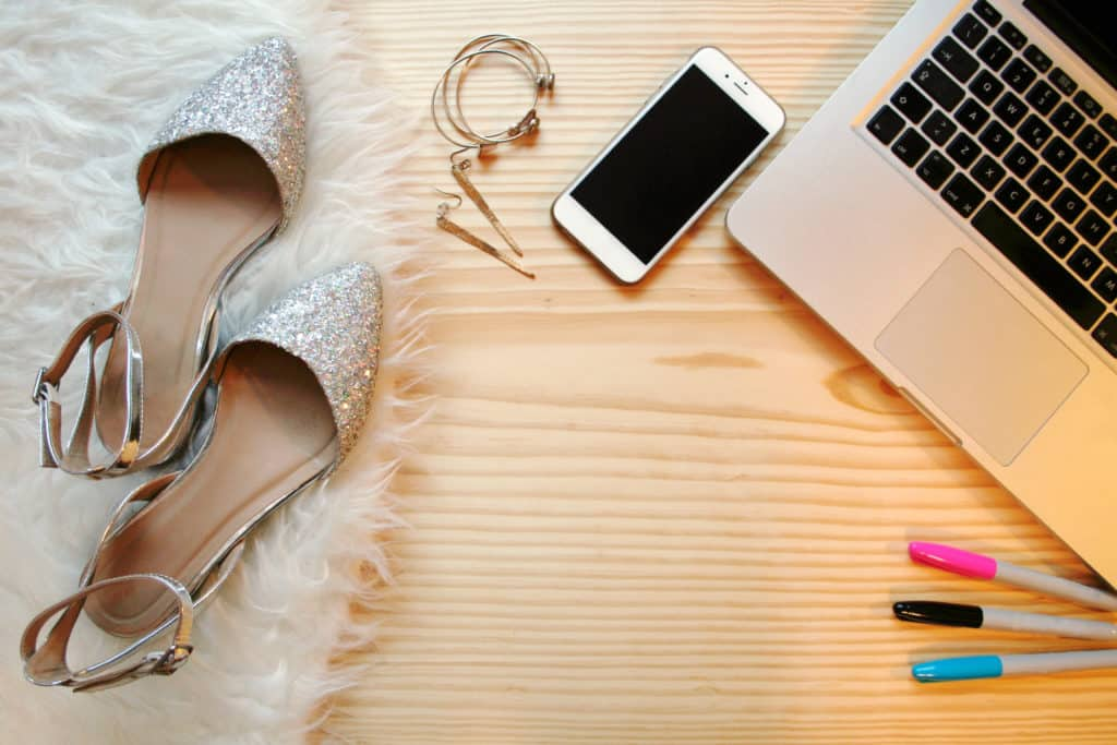 best side hustle ideas - sell on poshmark image