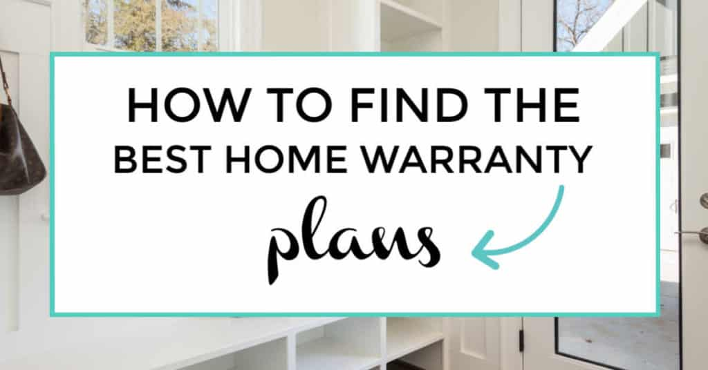 best home warranty plans featured image