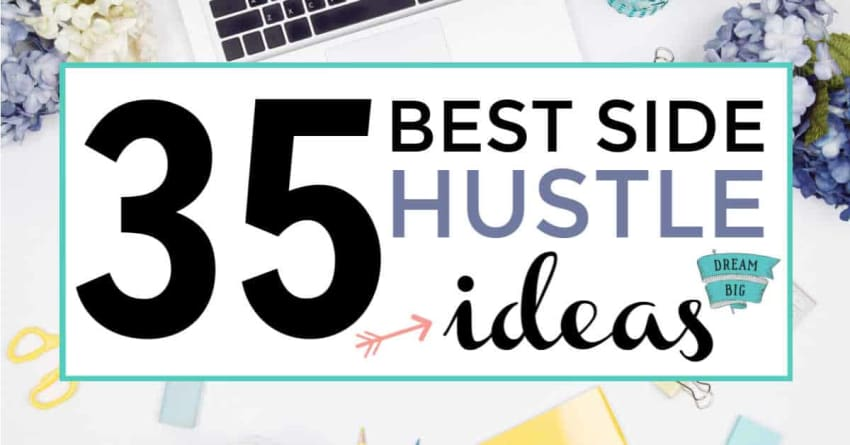 side hustle ideas featured image