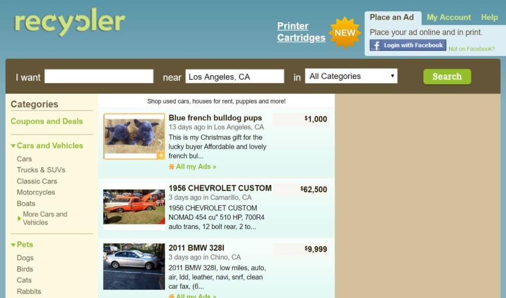 12 Sites Like Craigslist to Buy and Sell Anything - iliketodabble