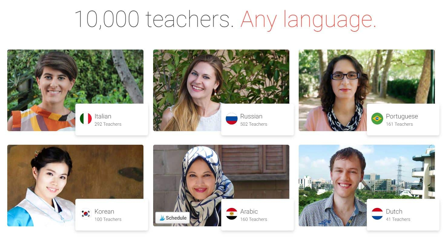 teach english online with italki