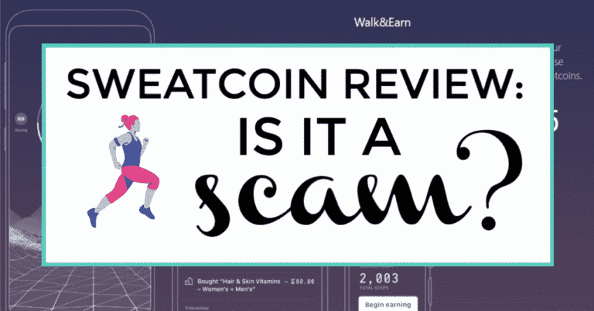 Sweatcoin review featured image