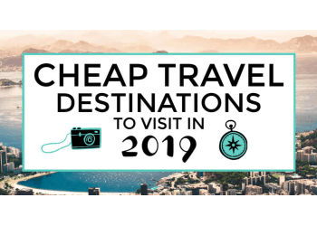 cheap travel destinations title image