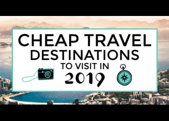 cheap travel destinations title image