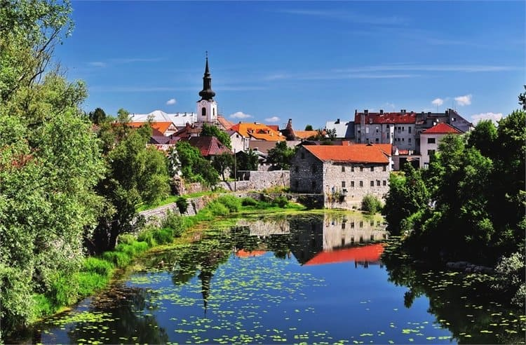 karlovac croatia cheap travel destinations image
