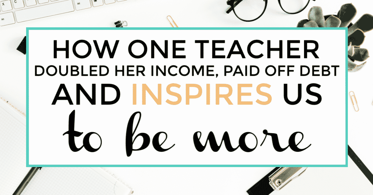 teacher double income featured image