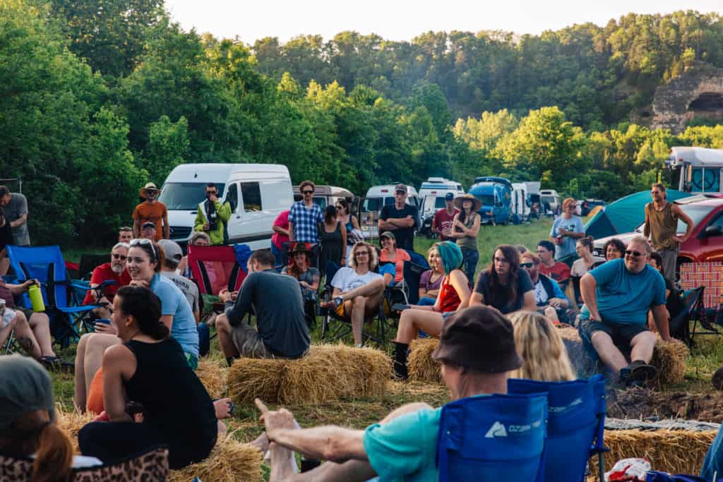 Midwest vanlife gathering 2019 fundraiser in post image 3
