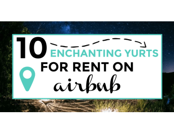 yurts on airbnb featured image