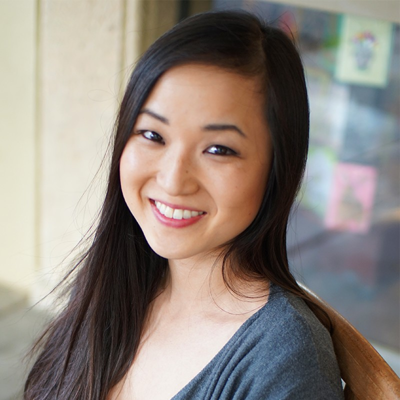 Head shot of Sharon Tseung