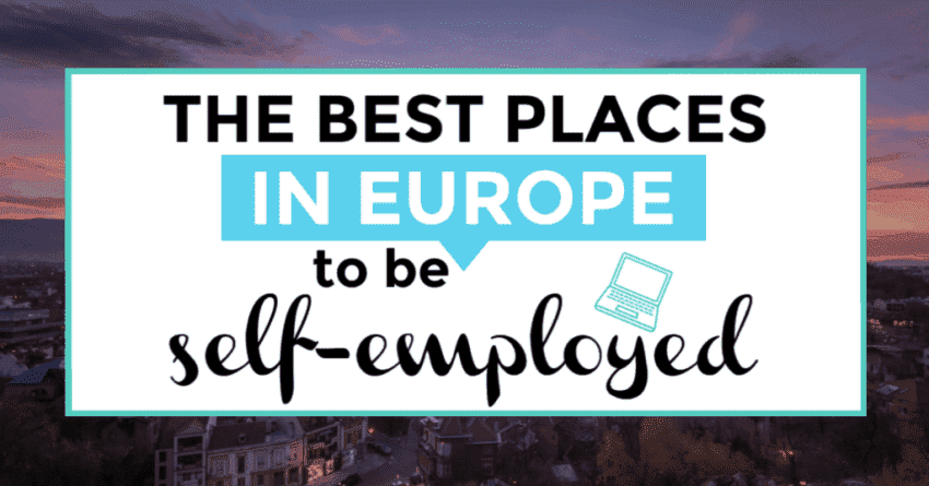 Best places in Europe to be self employed featured image