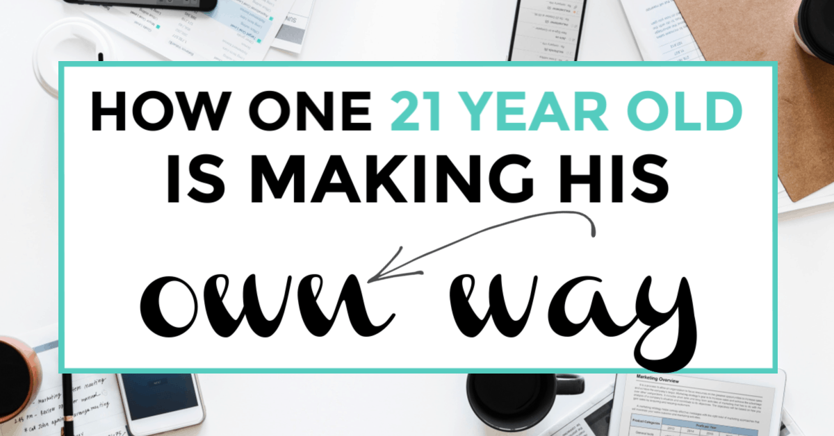 How one freelancer is doing his own thing. Entrepreneur stories post 3.