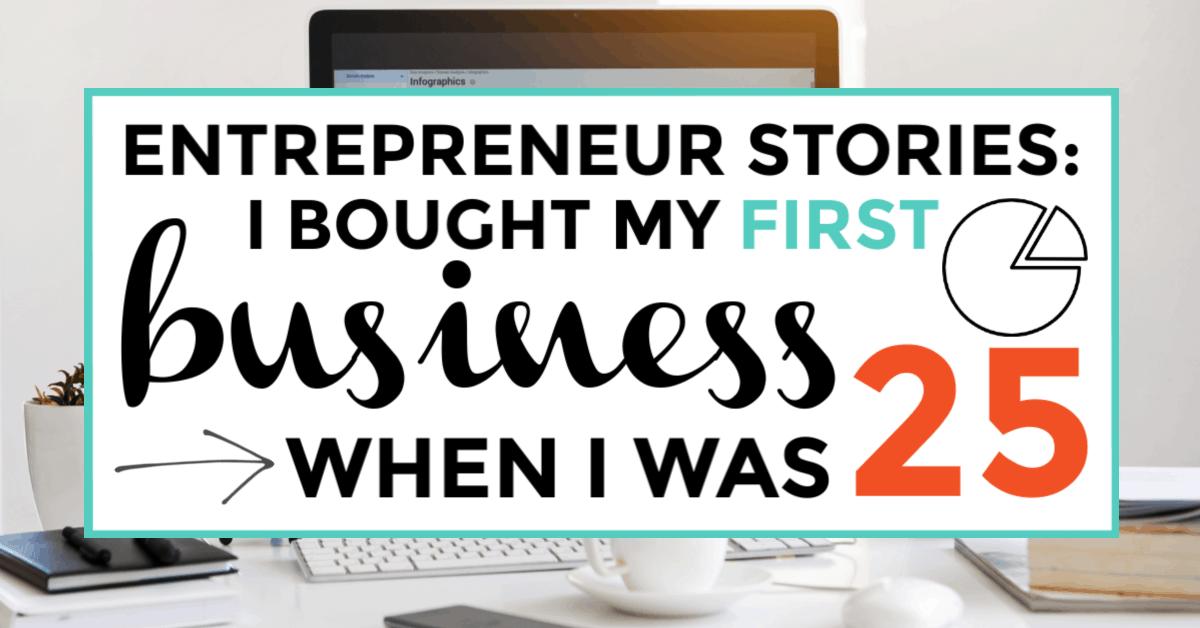 entrepreneur stories homedabbler