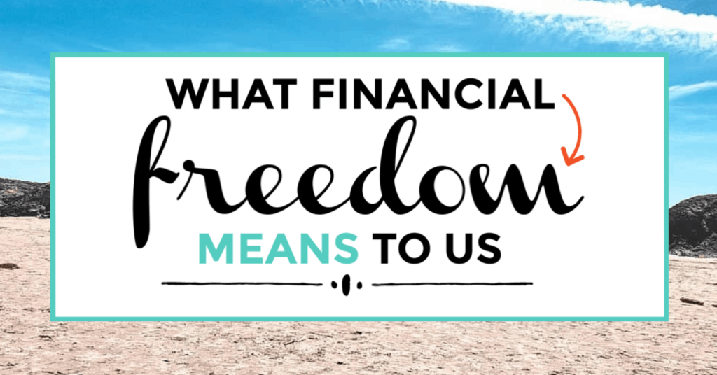 financial freedom featured image