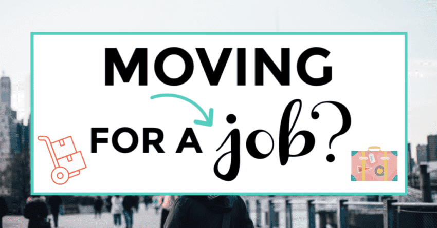 moving for a job featured image
