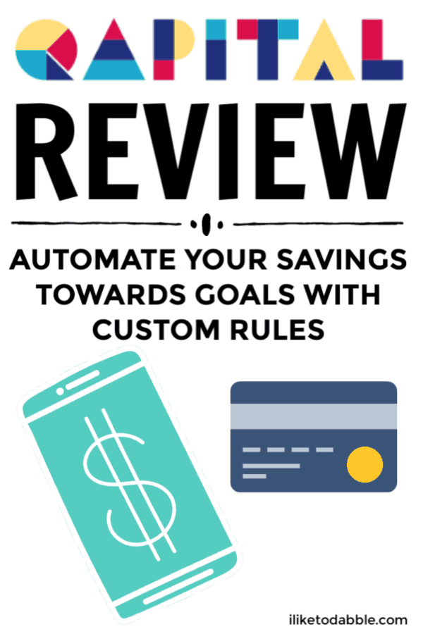My full review of the Qapital app, it's automated features and how it stacks up against other similar apps. #savemoney #moneysavingapps #automatedsaving #automatedinvesting #investing #savingmoney #moneytips #financialtips