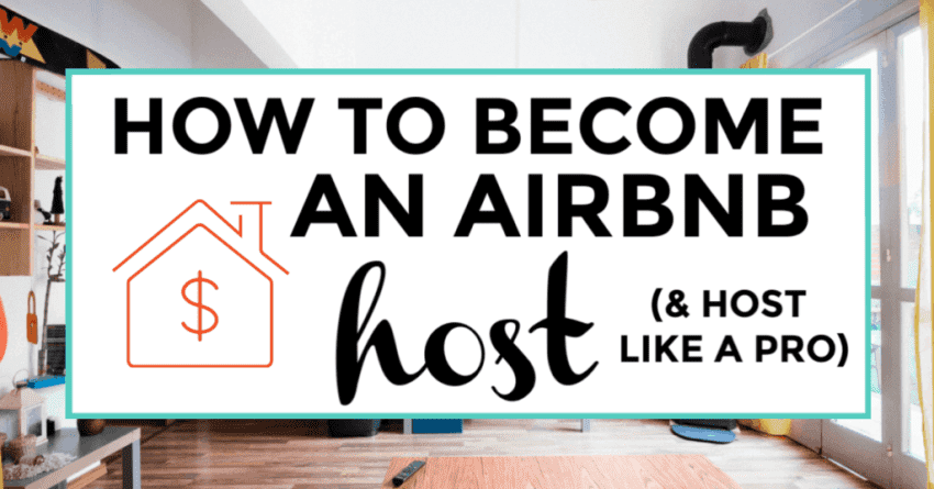 how to become an airbnb host featured image