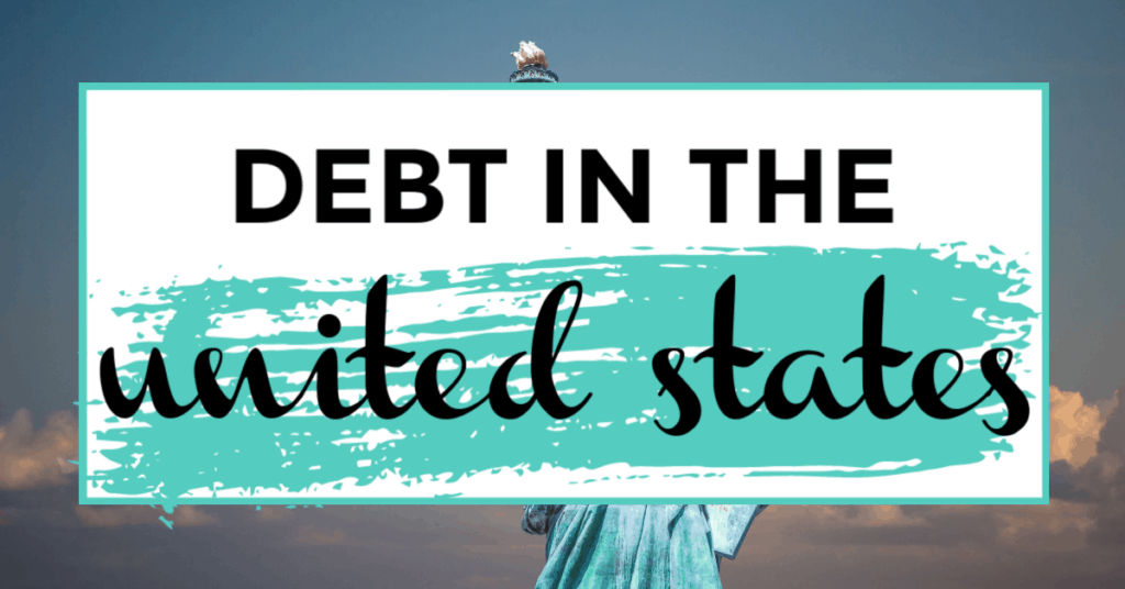 Debt in the united stated featured image