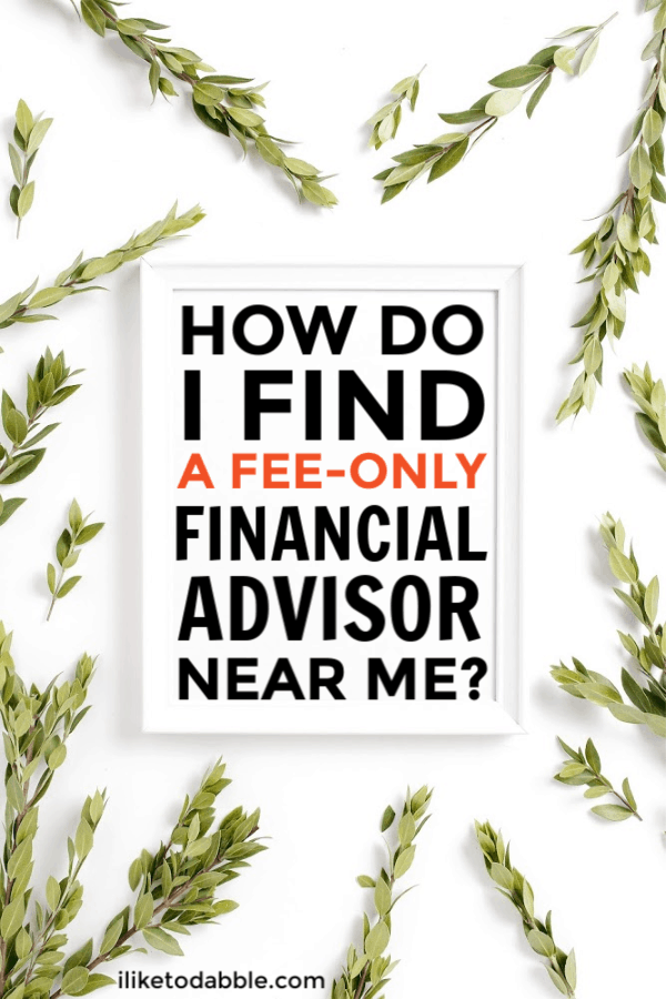 Do you need a financial advisor and if so, how do you even go about finding the right one for you? This in depth guide will give you everything you need to know to take action right away. #fiancialadvisor #financetips #moneytips #moneytalk #budgettips #financialadvisornearme