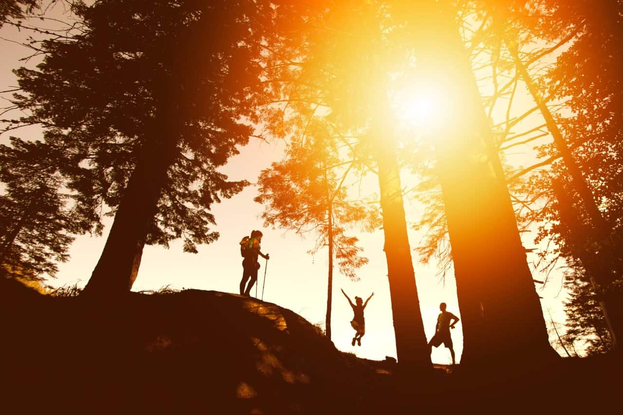 hobbies that make money - hiking