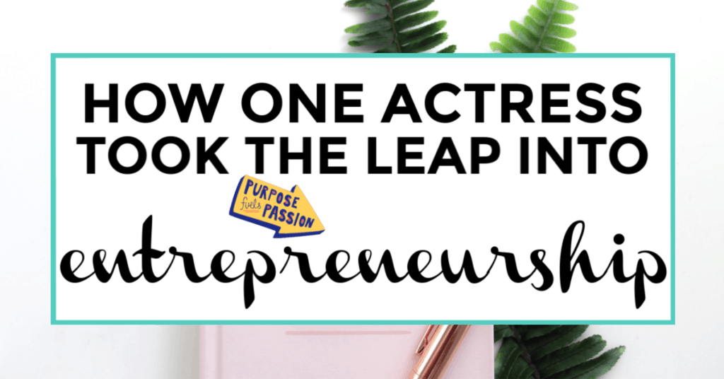 actress entrepreneur story featured image
