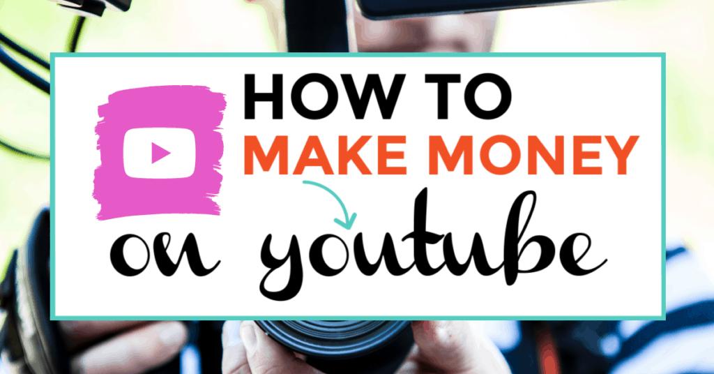 make money on youtube featured image