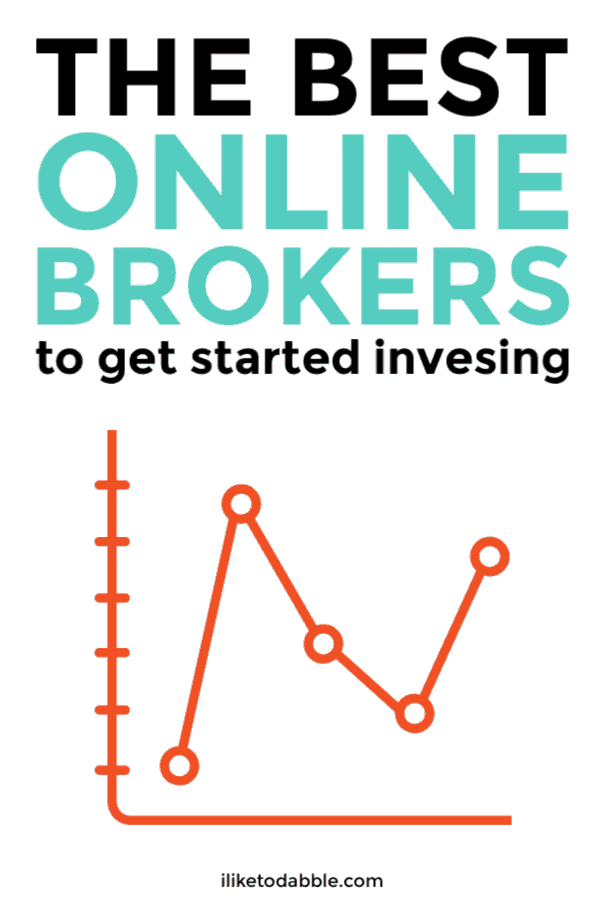Browse the highest scoring online brokers for where you should choose to invest money in the stock market. Image of graph. #invest #stockinvesting #onlinebrokers #stockbrokers #makemoney #passiveincome #investing #smartinvesting #invested #buildwealth