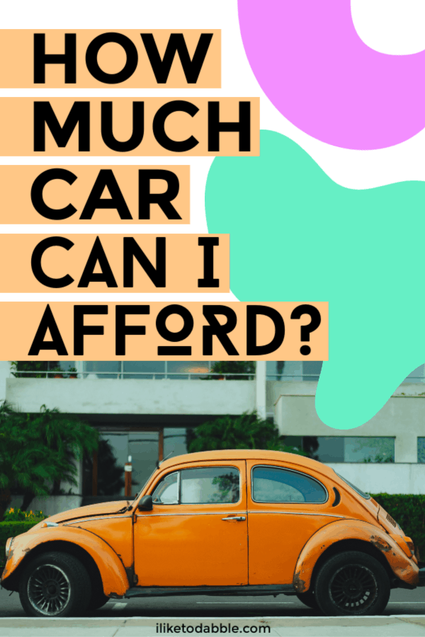 Read this ultimate guide for how to buy a car you can not only afford, but that will last. Image of old school Volkswagen Beetle.#savemoney #buyacar #carsavings #usedcars #newcars #financialtips #moneytips