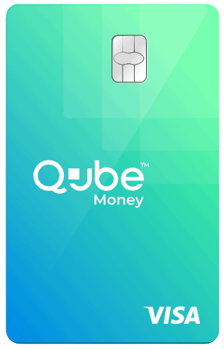 qube money debit card
